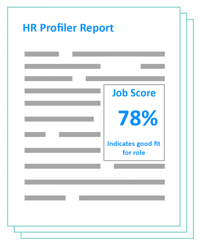 hr profiler report1