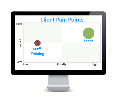client pain points discovery