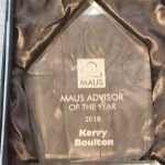MAUS Advisor of the Year
